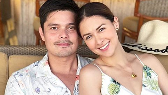 Color Powder Gender Reveal >> Marian Rivera and Dingdong Dantes to reveal gender of ...