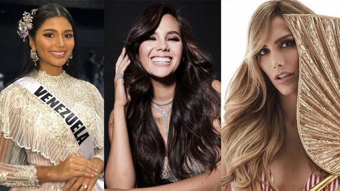 15 Miss Universe 2018 Candidates Most Followed On Instagram Pepph
