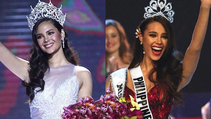 8a5e5f581e9e Catriona Gray\'s journey from Miss World to Miss Universe