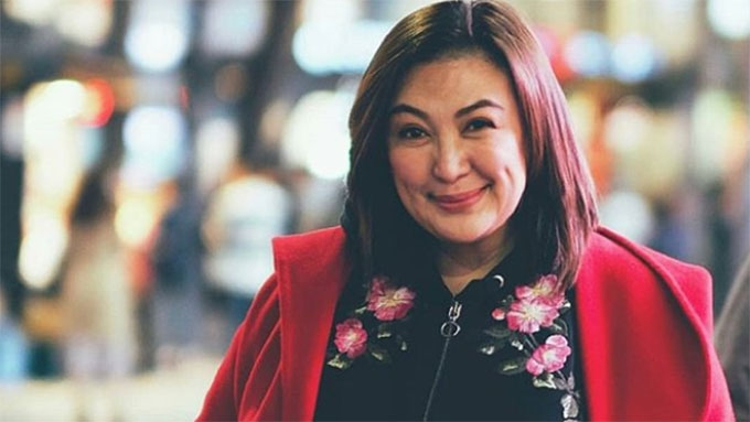 c2769793901d Sharon Cuneta deeply moved by birthday gifts from her kids