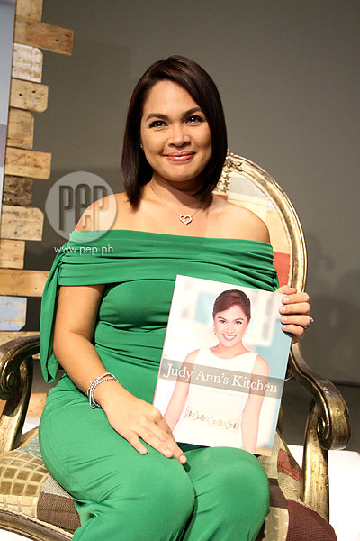 judy ann shares journey in writing her first cookbook the number one site for. Black Bedroom Furniture Sets. Home Design Ideas