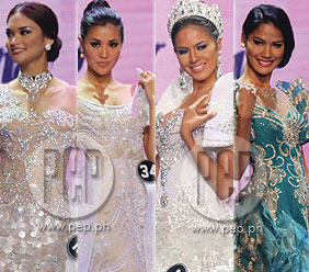 Who are your top bets in Binibining Pilipinas 2015?