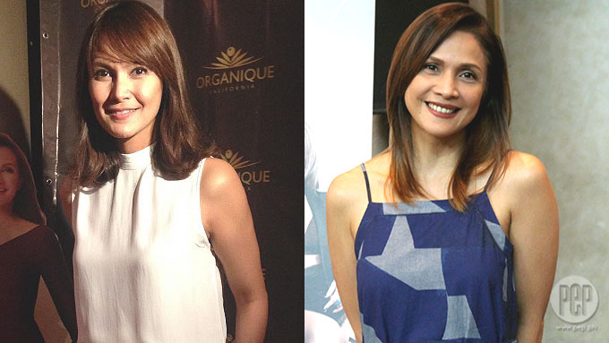 Tweetie de Leon, Agot Isidro: It's not so bad being 50