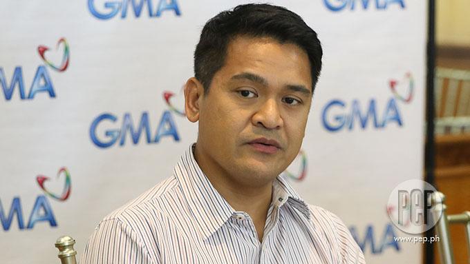 GMA News anchor Jiggy Manicad to run for senator?