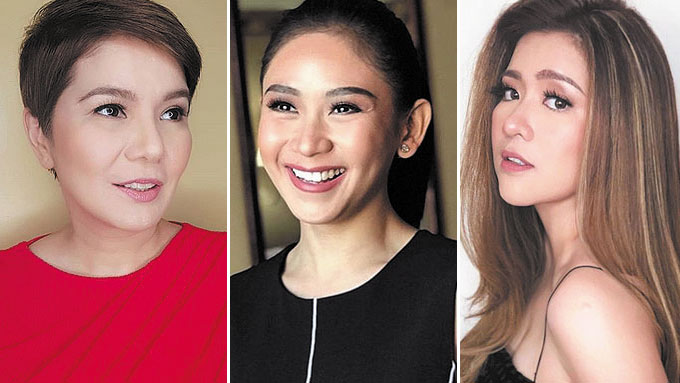 Amy Perez reacts to being dragged into Sarah-Angeline issue
