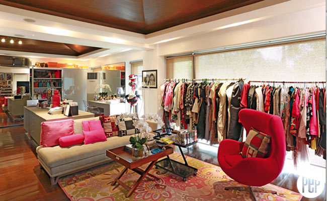 Right Off The Bat Magazine Takes A Look At Jinkee S Colorful And Stylish Closet