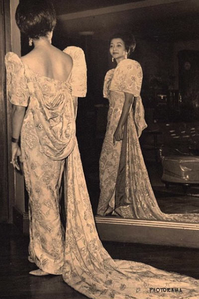 The Evolution Of Filipino Fashion The Rich History Of Our National Dress Pep Ph