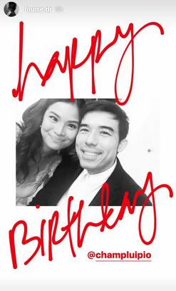 Louise delos Reyes posts kissing photo with non-showbiz guy