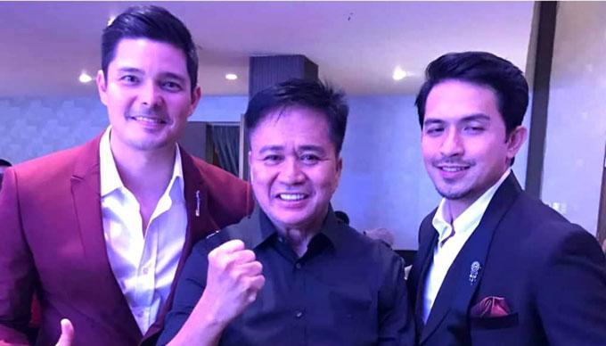 GMA Network: CAIN AT ABEL (Dingdong Dantes & Dennis Trillo ...