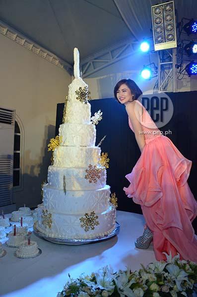 Ella Cruz celebrates 18th Birthday PEPph