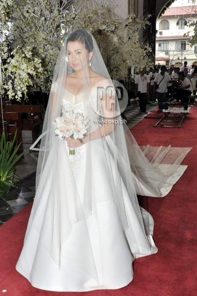 ON THE SET: Coco Martin and Julia Montes wedding scene | PEP.ph