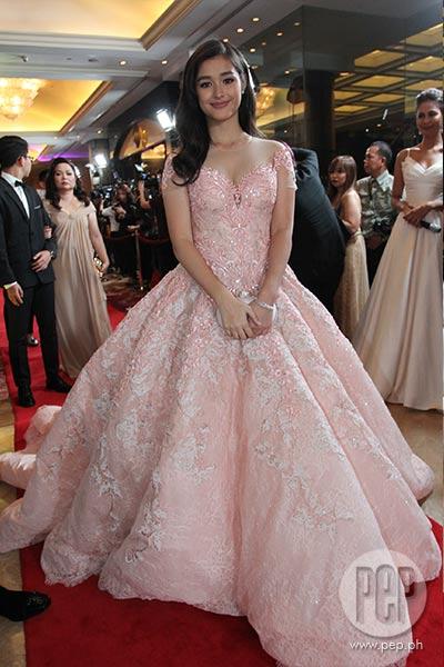 Kim Chiu, Julia Montes lead best-dressed bets at Star Magic Ball ...