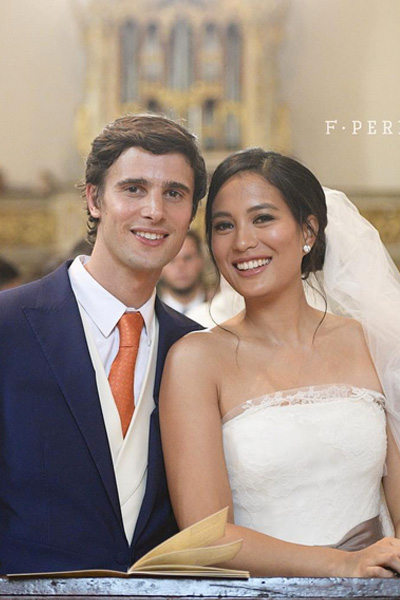 The Wedding Album: Isabelle Daza and Adrien Semblat | PEP.ph