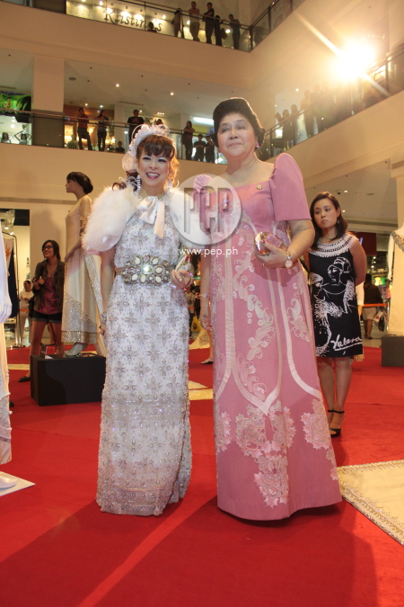 Tribute for Ramon Valera as National Artist for Fashion | PEP.ph