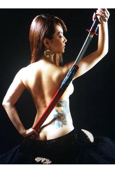 Maria ozawa in action nude