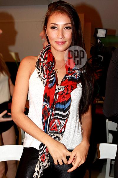 Top list: Half-Filipina beauties in showbiz   PEP ph