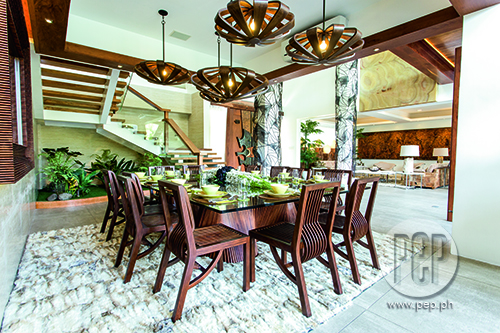 Coco Martin And His 2 000 Square Meter House In Q C Pep Ph
