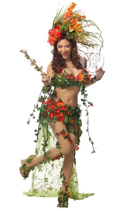 Mystical Costumes Of Enchanted Garden Pep Ph