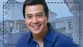 John Lloyd Cruz and his beautiful house in Antipolo