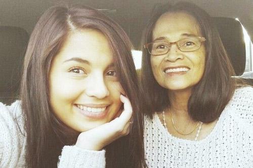 Liza Soberano Mom And Dad