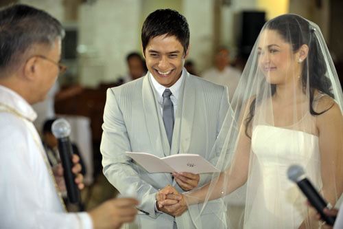 Judy Ann Santos and Ryan Agoncillo wedding photos | PEP.ph