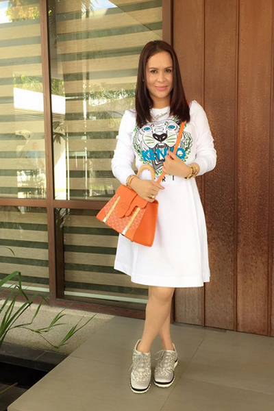 Jinkee Pacquiao And Her Wow Ootds With Whopping Price Tags Pep Ph