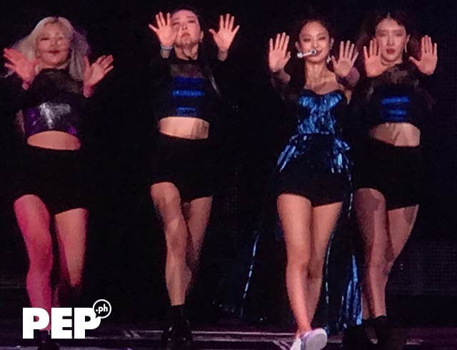 Here's everything you missed at BlackPink's first Manila