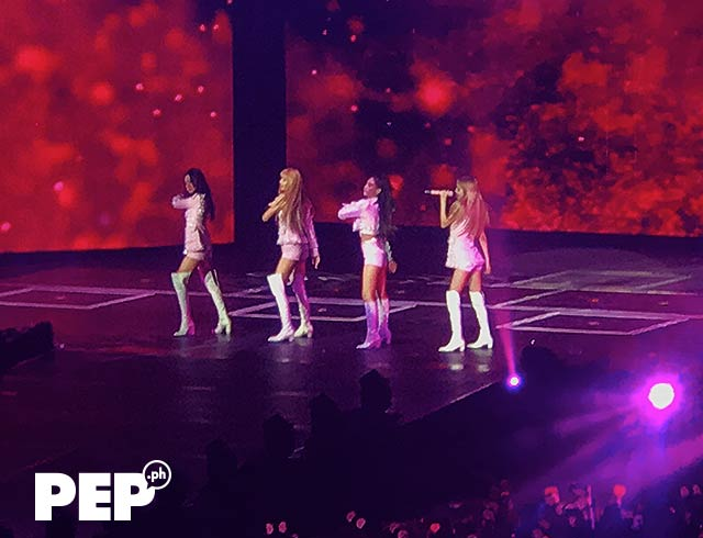 Everything You Missed At Blackpink S First Manila Concert