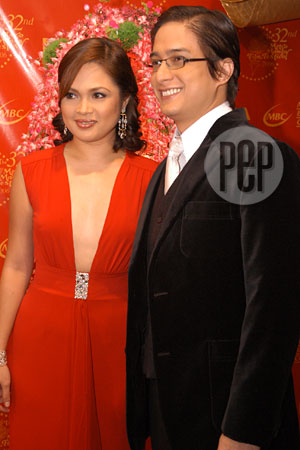 Perfect Pair The Paul Cabral Gown Of Judy Ann Santos Is Certainly A Stunner But It S Her Acting Performance In Kasal Kasali Kasalo Which Made Sure