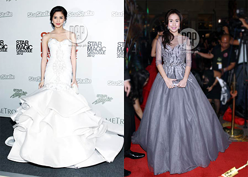 A LOOKBACK: The best dressed at the Star Magic Ball through the ...