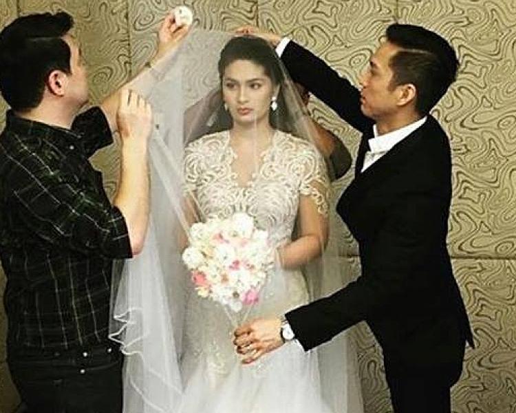Vic Sotto Wedding