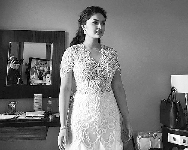 Vic Sotto and Pauleen Luna: A few hours before wedding! | PEP.ph