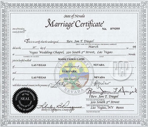 Mark lapid is a married manand a father pep d2031f1e8g this marriage certificate altavistaventures Choice Image