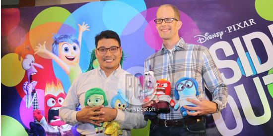 <p><em>Pixar </em>directors joke about doing animati