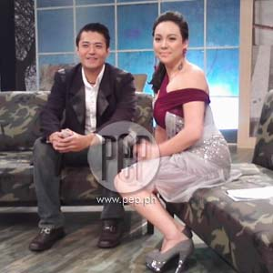 Claudine Barretto and Mark Anthony Fernandez reunite in GMA-7's anthology show