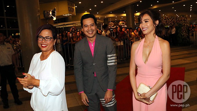 Jennylyn-JLC movie Just The 3 Of Us grosses P100 million