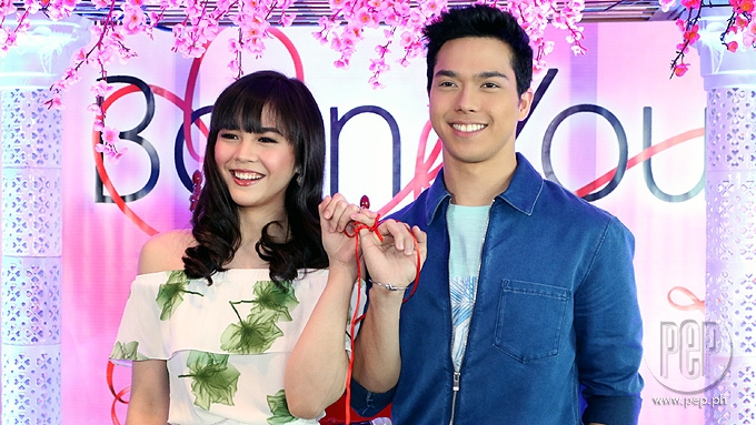Will ElNella have kissing scenes in Born For You?