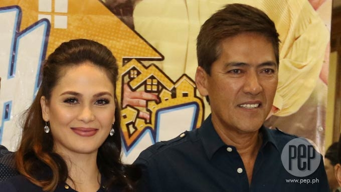 Vic Sotto explains why Kristine Hermosa turned down TV shows