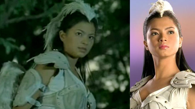 Angel Locsin posts throwback from her GMA movie Mulawin