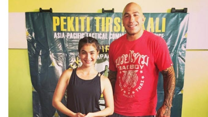 Anne Curtis to star in action film with Brandon Vera