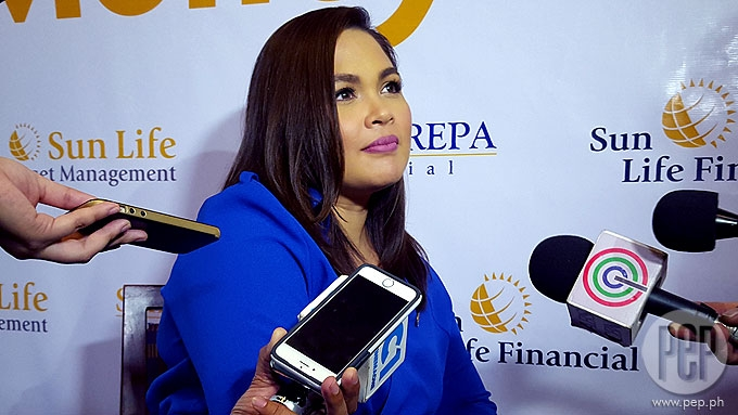Judy Ann Santos confirms shelved teleserye with Richard Yap