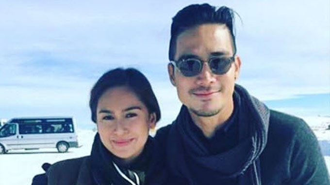 Piolo Pascual and Yen Santos start shooting in New Zealand