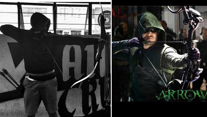 Alyas Robin Hood described as