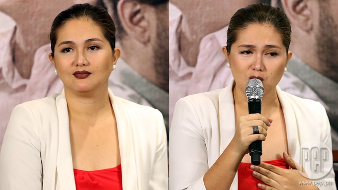 Dimples Romana cries while recalling moments with her mom