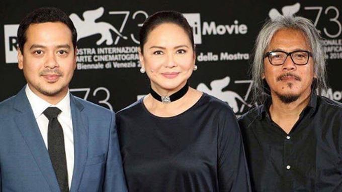 Lav Diaz's Ang Babaeng Humayo gets positive reviews