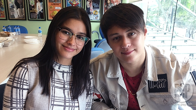 Will LizQuen finally kiss in their upcoming film?