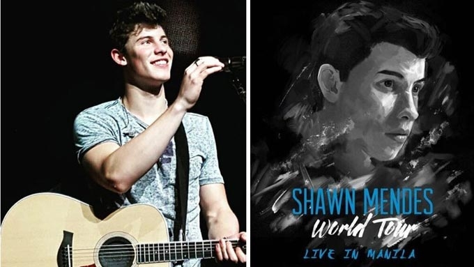 Shawn Mendes Manila concert rescheduled for 2017