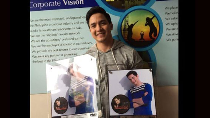 Alden Richards earns Diamond Record Award for Wish I May