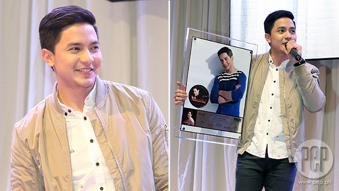 Alden Richards launches Say It Again album