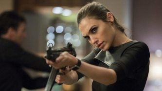 Gal Gadot shows comic side in <em>Keeping Up with the Joneses</em>